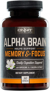 Alpha Brain side effects