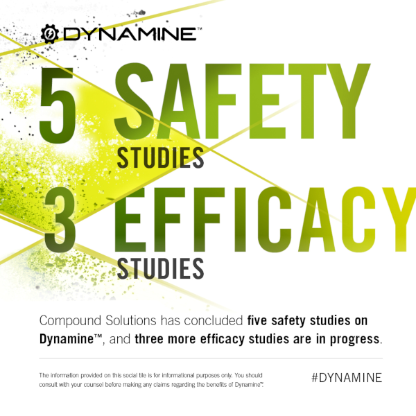 Dynamine lacks clinical proof