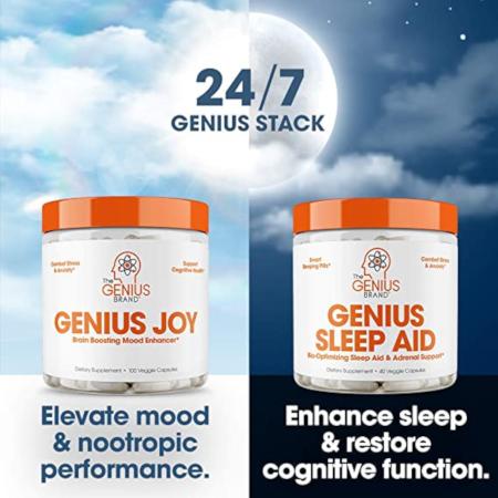Genius Joy promote sleep